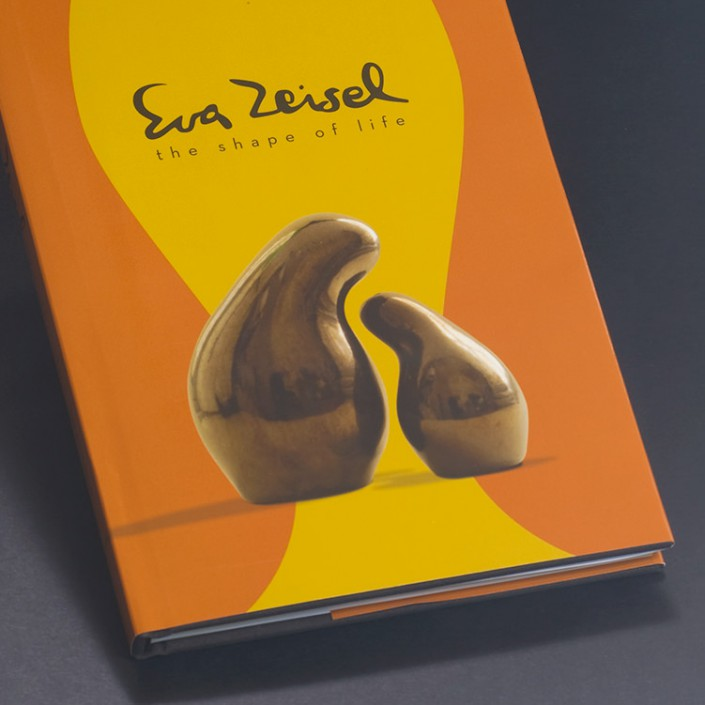 Eva Zeisel: The Shape of Life Cover