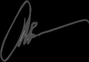 Rinck Heule's Signature